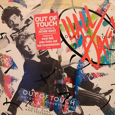 Out of Touch (Dub Version) - Single