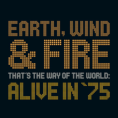 That's the Way of the World: Alive In '75 (Live)