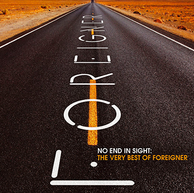 No End In Sight: The Very Best of Foreigner (Remas