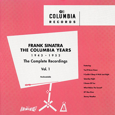 The Columbia Years (1943-1952): The Complete Recor