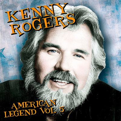 American Legend: Kenny Rogers, Vol. 5