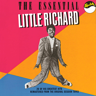 The Essential Little Richard (Remastered)