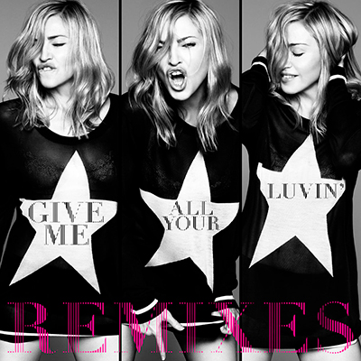 Give Me All Your Luvin' (Remixes) [feat. Nicki Min