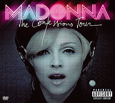 The Confessions Tour (Live) [Audio/Video Deluxe Ve