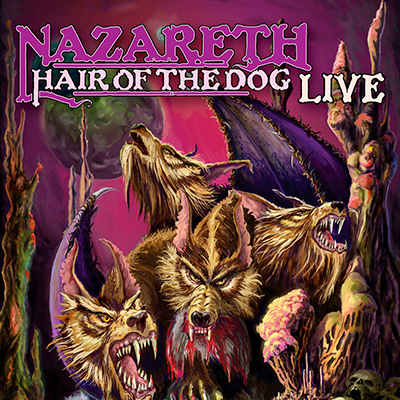 Hair of the Dog - Live