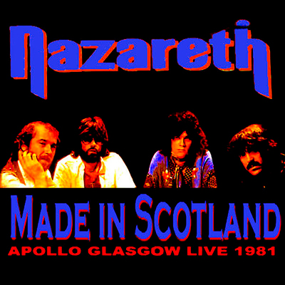 Made In Scotland - Apollo Glasgow Live 1981