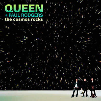 The Cosmos Rocks (Bonus Track Version)