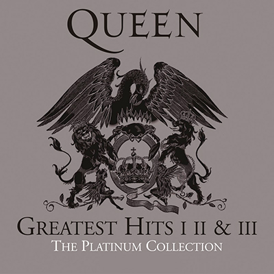 The Platinum Collection (Greatest Hits I, II & III