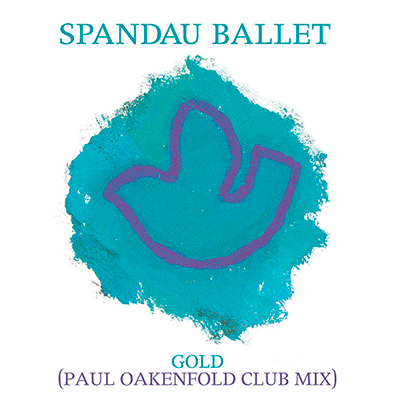 Gold (Paul Oakenfold Club Mix) - Single