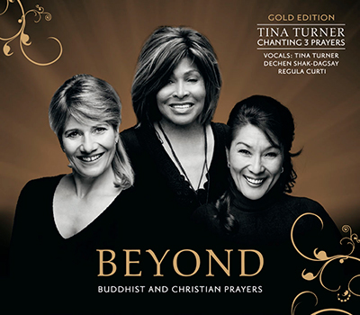 Beyond: Buddhist and Christian Prayers (Gold Editi