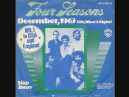 December, 1963 (Oh What A Night)