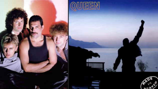 25 años de 'Made in Heaven', el último disco de Queen con Freddie Mercury