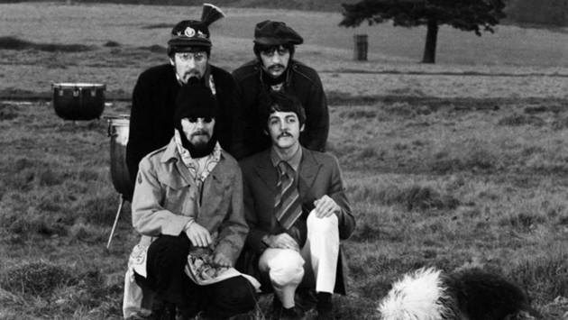 Aparecieron fotos inéditas de The Beatles en Japón