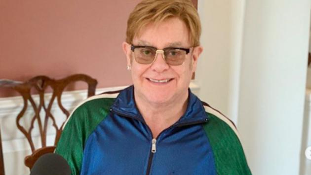 Billboard 2020: Elton John se llevó el 'Top Rock Tour'