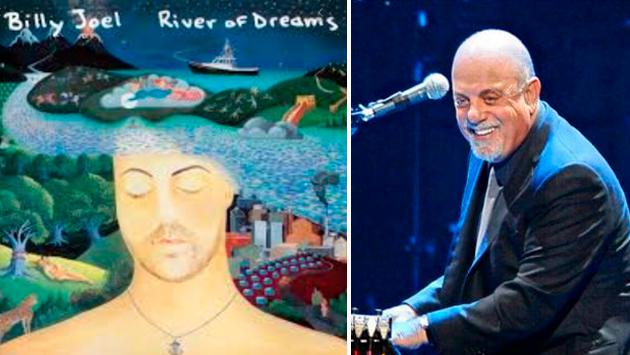 Billy Joel celebra el éxito de 'River of dreams' en Instagram