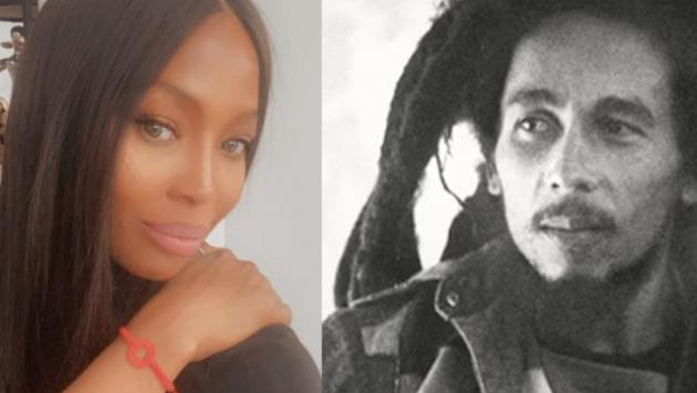 Bob Marley: Naomi Campbell reveló detalles del video 'Is this love'