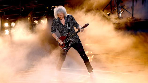 Brian May se despide de Dick Dale