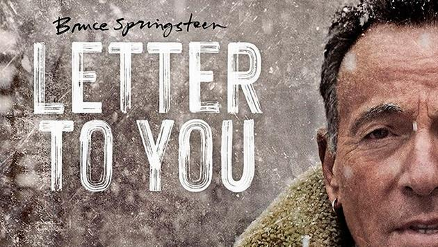Bruce Springsteen regresa a la música con 'Letter to you'