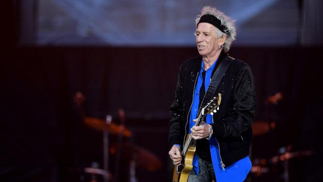 Keith Richards fue entrevistado por su hija