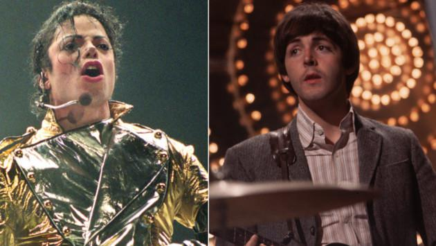 Cómo Michael Jackson engañó a Paul McCartney (I)