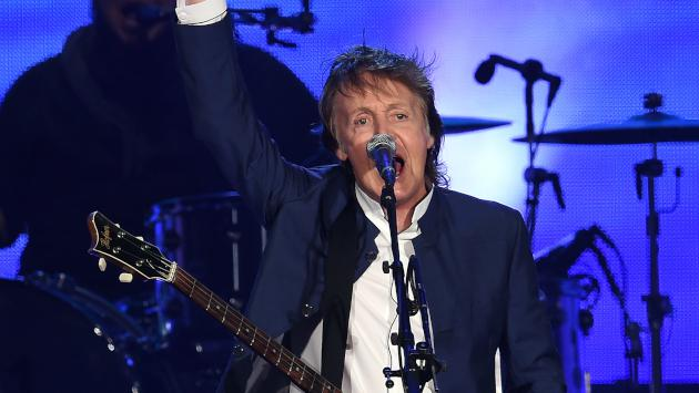 Paul McCartney inicia el 2019 estrenando canción [VIDEO]