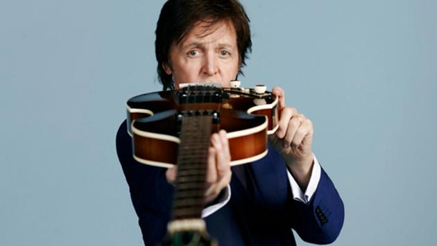 Paul McCartney invitó a sus fans a un show secreto [FOTO]