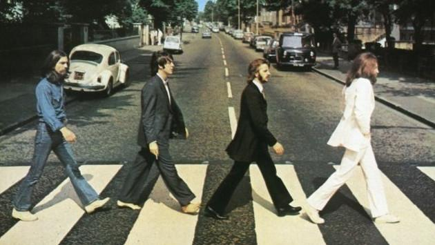 Paul McCartney volvió a cruzar Abbey Road [FOTO]