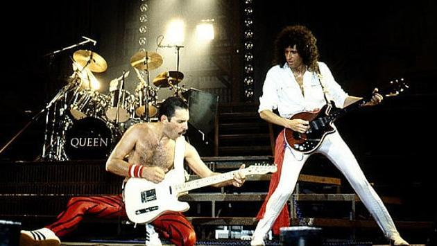 Estas son las versiones inéditas de dos clásicos de Queen [VIDEOS]