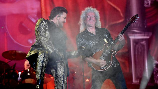 Queen formó parte del Global Citizen Festival 2019