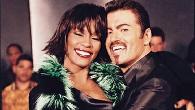 Recuerda la canción que grabaron Whitney Houston y George Michael [VIDEO]