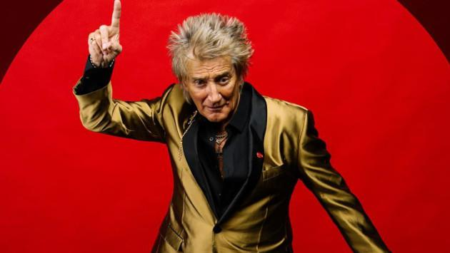 Rod Stewart felicita a Stevie Nicks por su reciente logro en el Salón de la Fama del Rock [VIDEO]