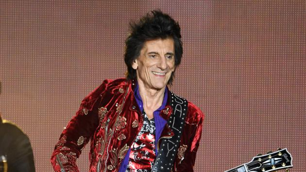 Ronnie Wood, de The Rollings Stones, reveló sus excesos