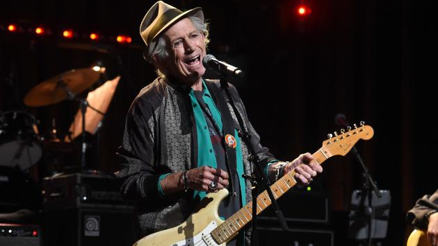 The Rolling Stones: Keith Richards se aleja de sus vicios